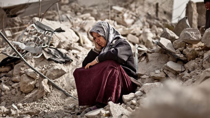 Comunicado ante las consecuencias de la guerra en Siria