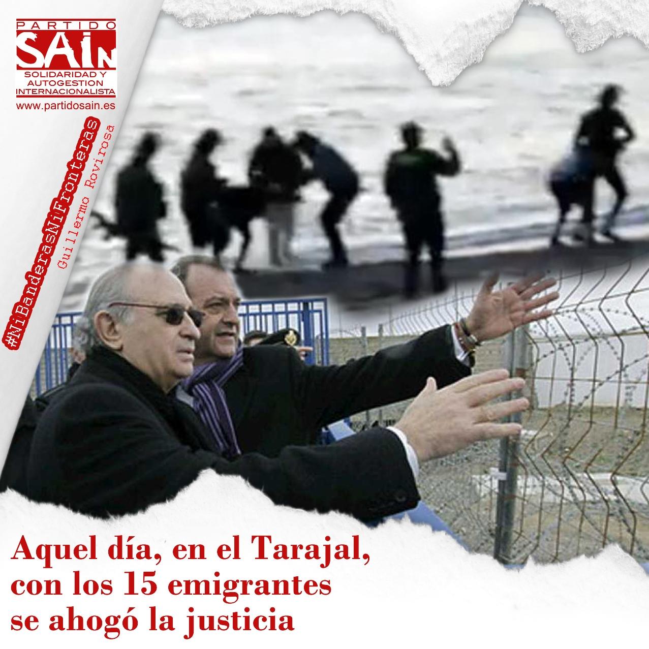 La Audiencia de Ceuta ordena reabrir la investigación por la muerte de los quince inmigrantes en la playa de El Tarajal en 2014