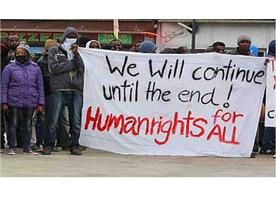 Estamos pagando a Marruecos para que haga el trabajo sucio con la inmigración