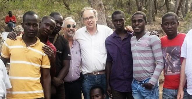 Comunicado en solidaridad con el sacerdote expulsado de Marruecos