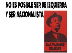Ante el desafío separatista, solidaridad por principio