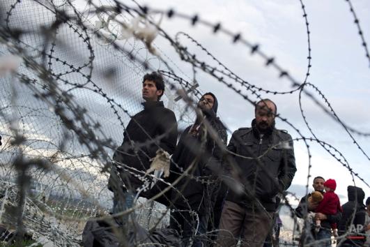 La INFAMIA y el HORROR (sobre los refugiados)