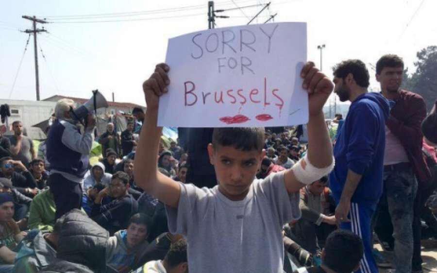 Comunicado ante los atentados terroristas en Bruselas
