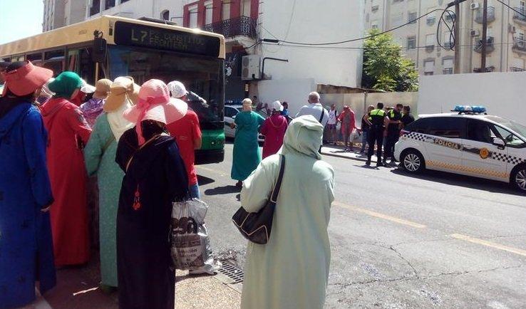 El día a día de las empleadas domésticas en Ceuta