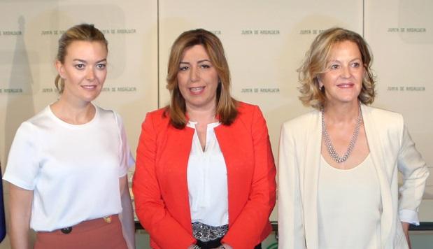 Susana Díaz, el SAS y el DINERO de AMANCIO ORTEGA