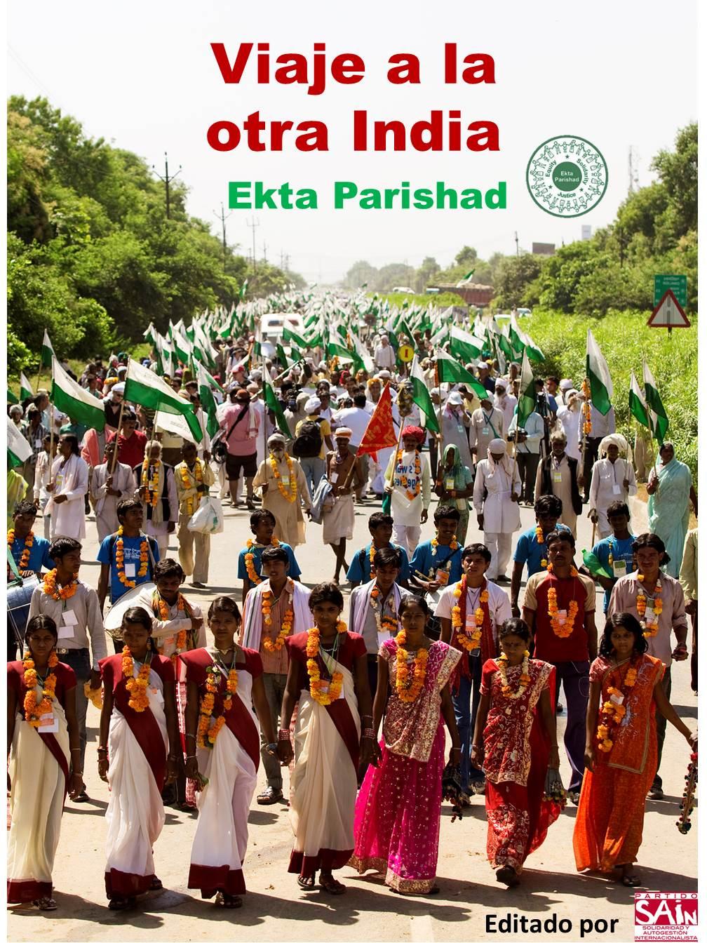 El SAIN edita el libro «Viaje a la otra India» (Descárgalo aquí)