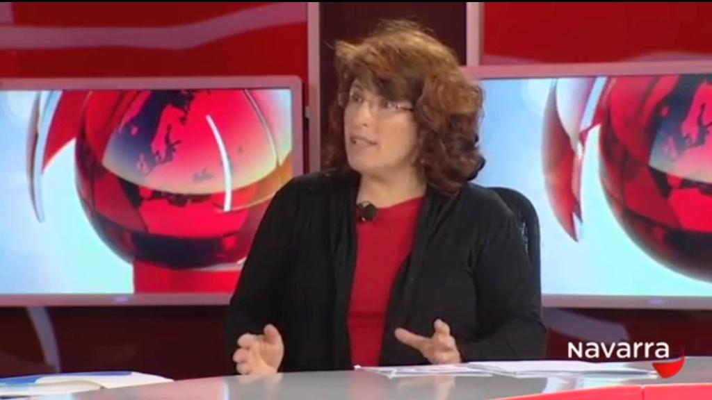 Entrevista en Navarra TV