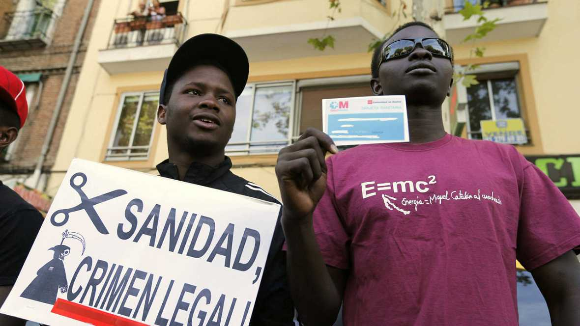 Cantabria tramitó en un año 418 tarjetas sanitarias para «excluidos del sistema»