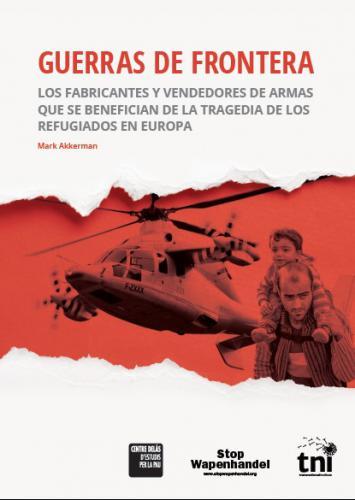 La industria militar y de seguridad europea se beneficia de la tragedia de los refugiados