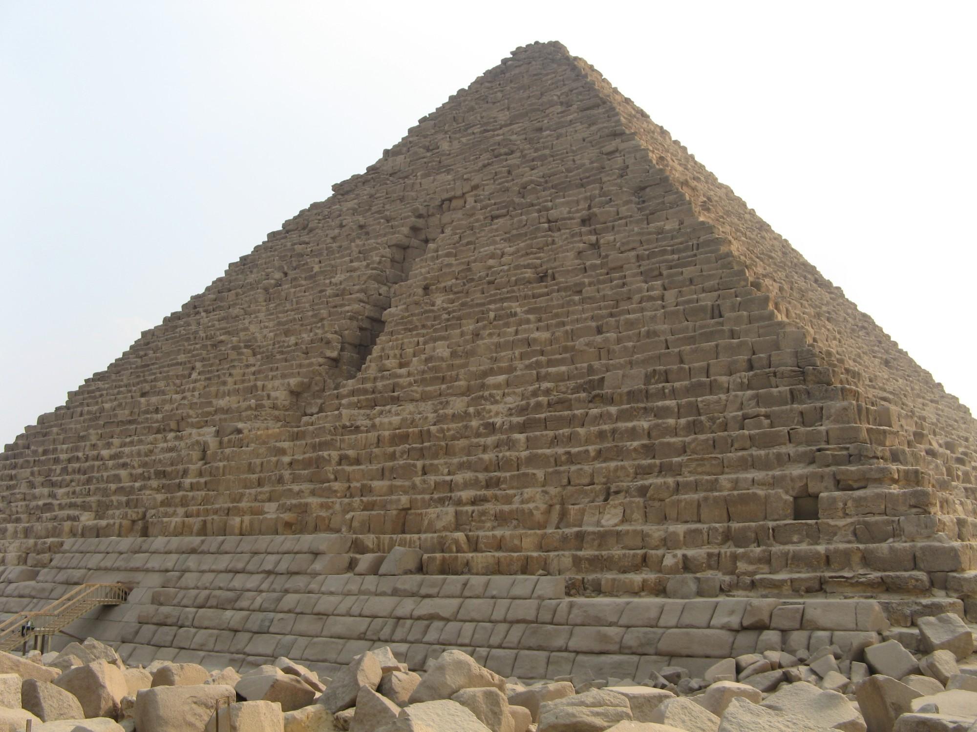 El timo de la pirámide