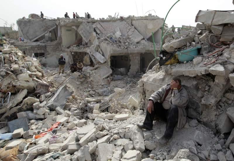 Ante el falso alto el fuego en Siria