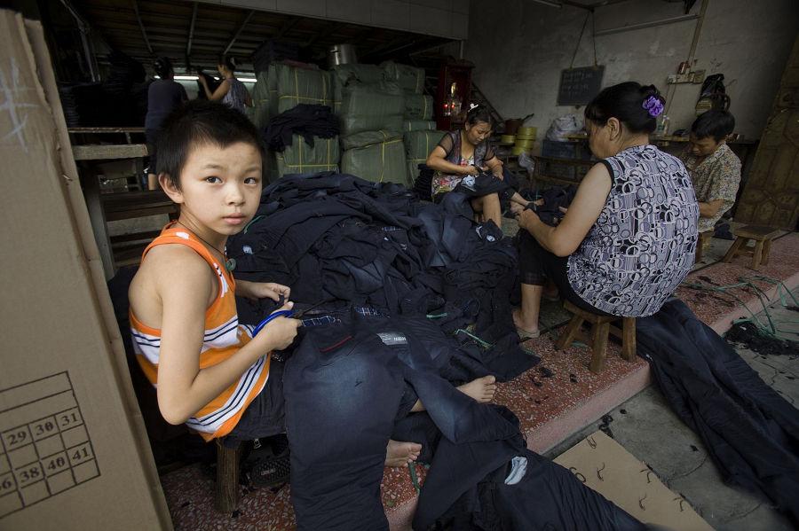 El lavado de cara de las multinacionales del textil y el calzado funciona