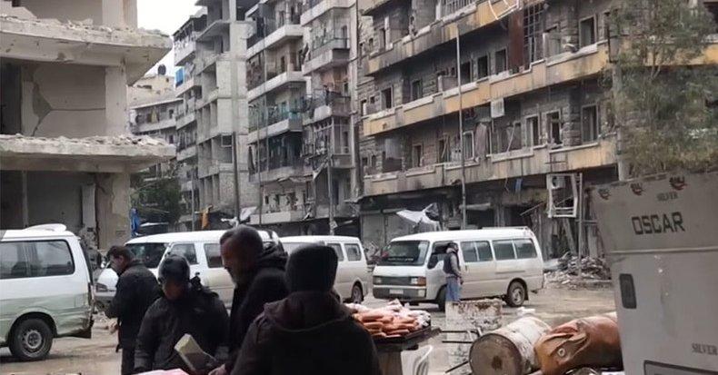 No es solo Alepo