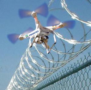 DronFrontex