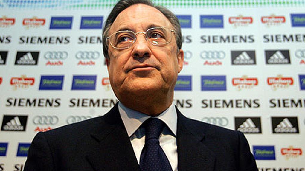 El imperio de Florentino Pérez se mantiene con los impuestos de los españoles