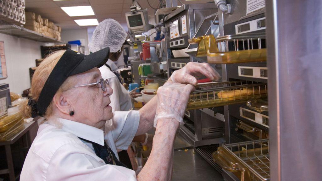 """La jubilación, para los ricos: """"Trabajar hasta que te mueras será la norma"""""""