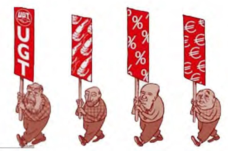 Cuanto más paro y precariedad, más sindicalismo burocrático