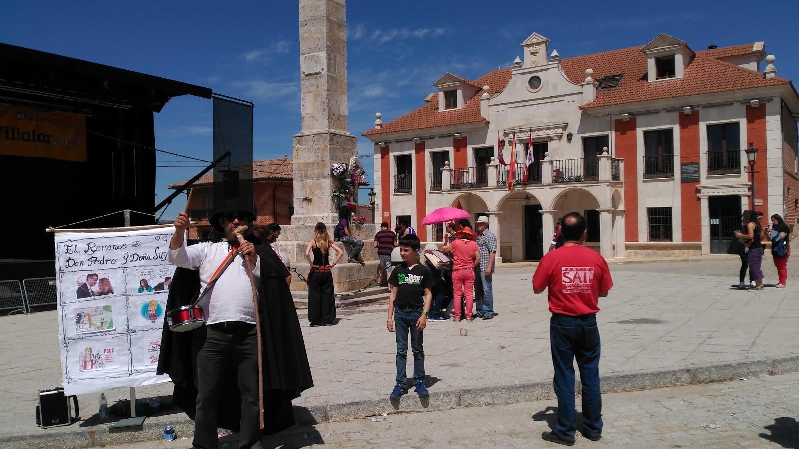 El SAIn, presente en Villalar - 2017