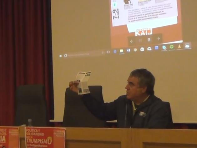 """Enrique Morones: """"no queremos ni una muerte más"""""""