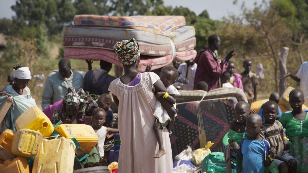 Uganda es un ejemplo mundial en la acogida de refugiados
