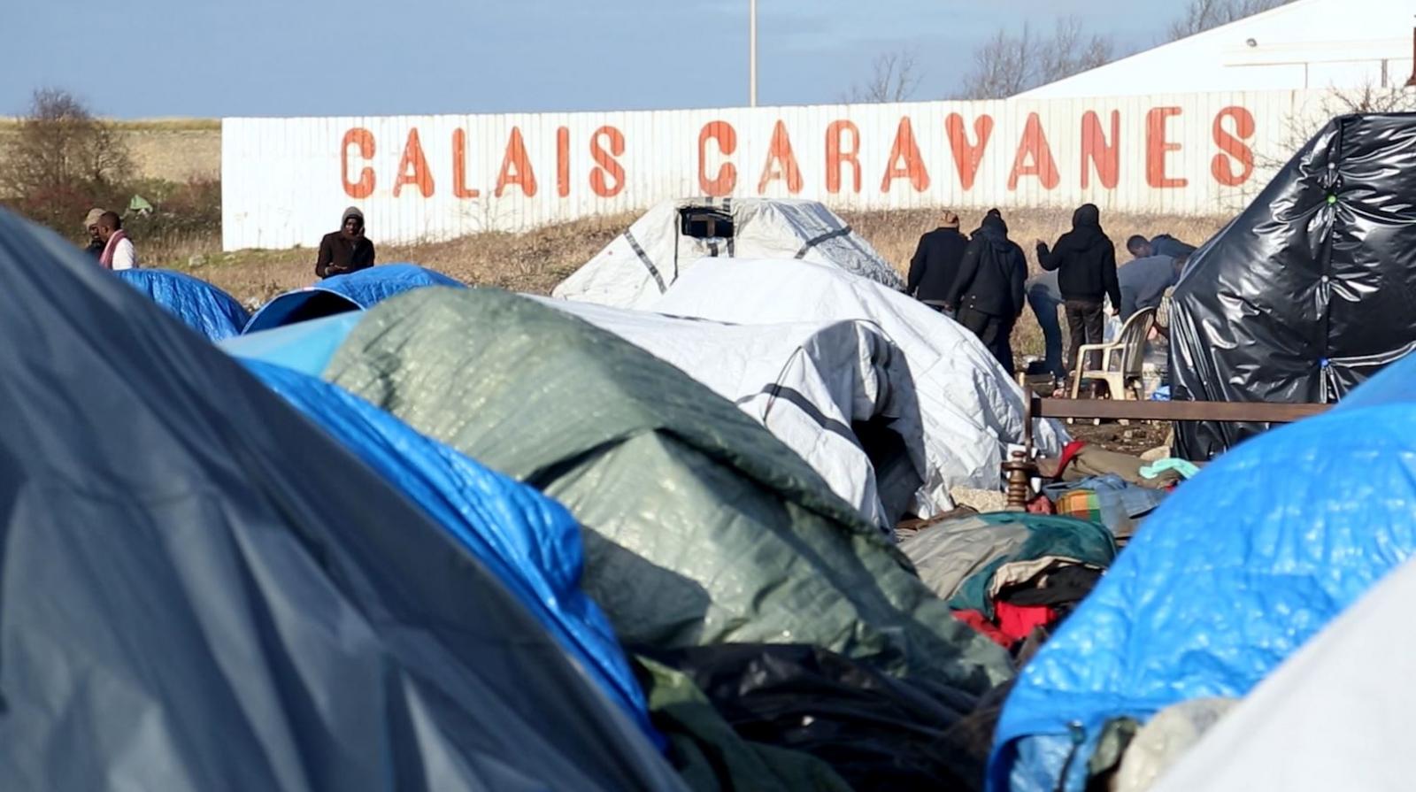 Contra el tráfico humano y la trata, vías legales y seguras. Testimonio desde Calais