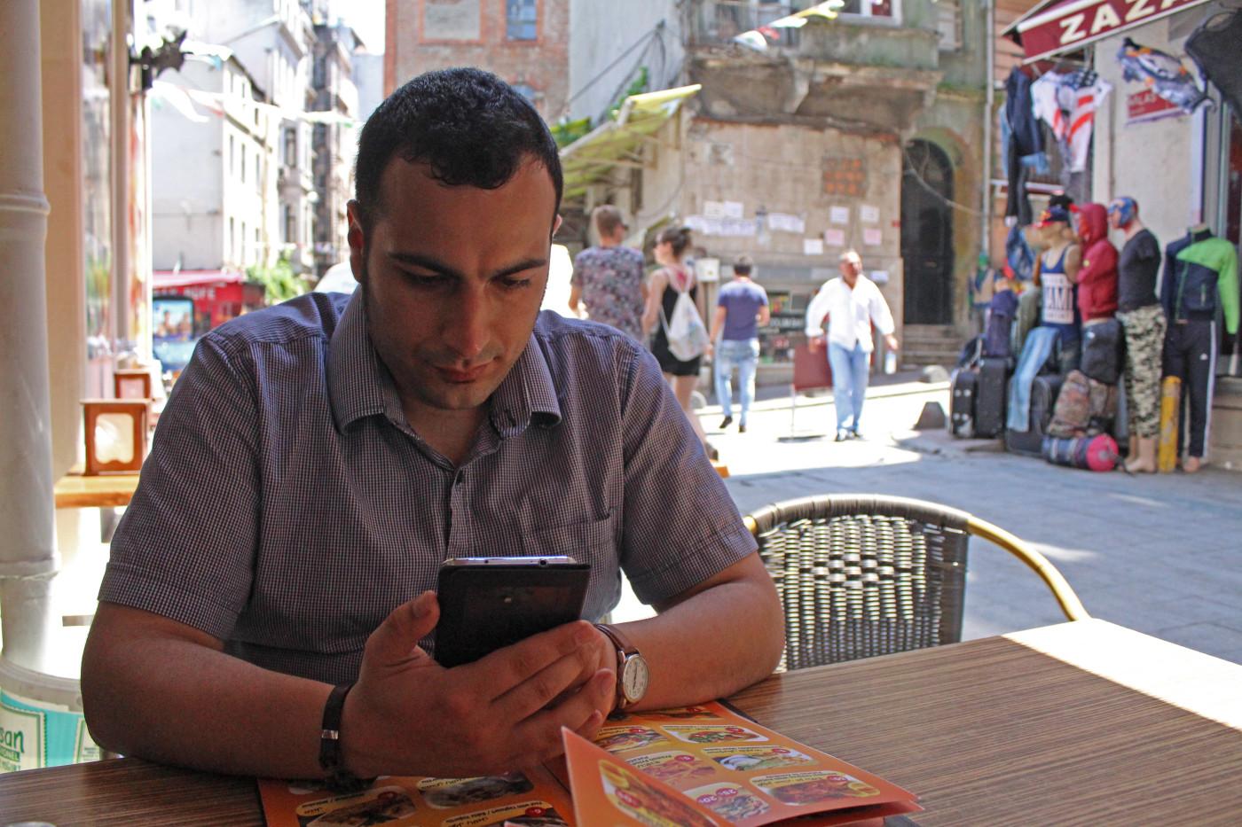 Entrevista con Yassin Swehat sobre la guerra de Siria