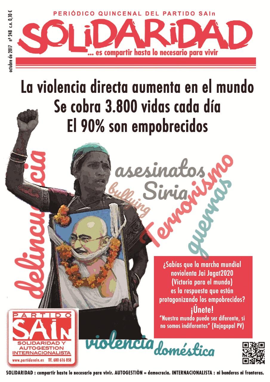 Periódico Solidaridad 248