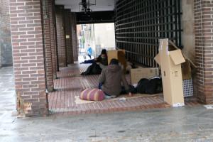 Trabajadores pobres, países condenados a la pobreza crónica