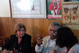 Nuestra solidaridad con Carmen Avendaño y todas las madres que enfrentaron al narcotráfico