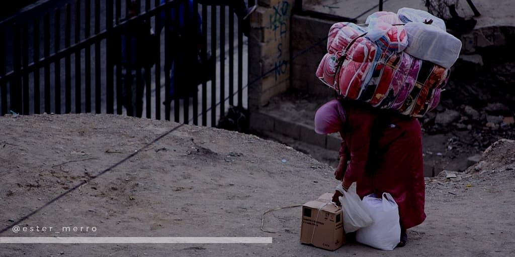 El Tarajal, donde la vida cuesta 20 euros