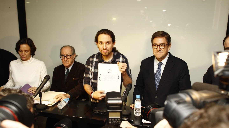"""Juan Torres: """"Podemos es un proyecto amortizado por la incompetencia de sus dirigentes"""""""