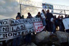 Por la visibilidad de todas las víctimas de las fronteras
