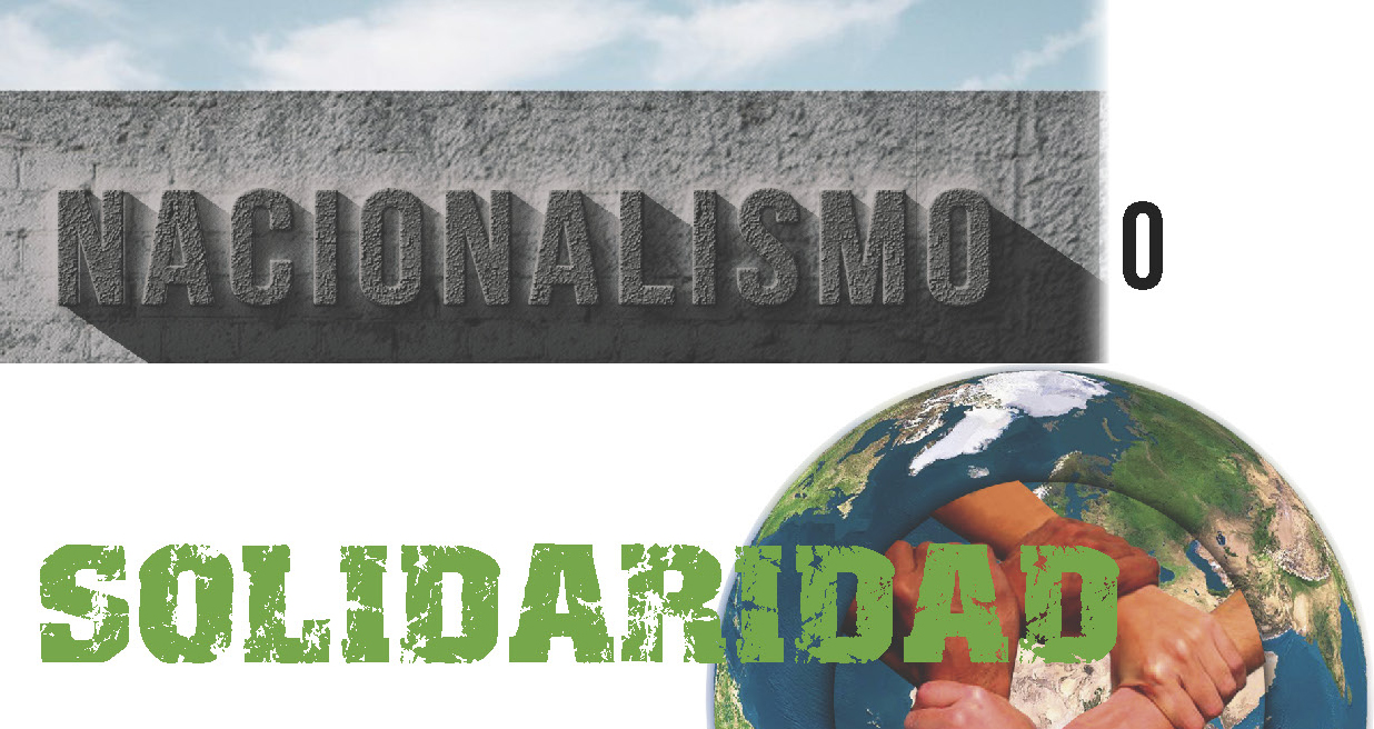 Nacionalismo o solidaridad