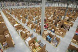 La huelga en Amazon y la nueva economía