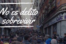 Comunicado del colectivo de senegaleses. Madrid, 16 de marzo de 2018
