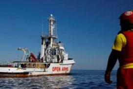 Los otros Open Arms: multados y condenados por ayudar a inmigrantes