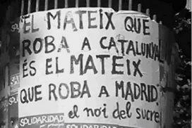 Ante los acontecimientos de Cataluña, una mirada desde la Solidaridad