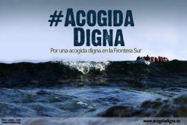 Por una #AcogidaDigna