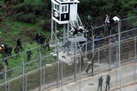Contra las devoluciones ejecutadas por el gobierno en Ceuta