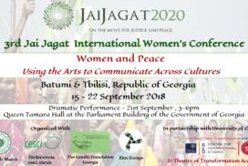 III Encuentro internacional de mujeres por la paz y la noviolencia