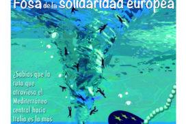 El Mediterráneo: Fosa de la solidaridad europea