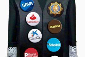 El poder de la Banca en España.