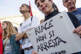 Libertad para Domenico Lucano