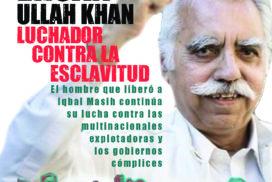 Ehsan Ullah Khan, luchador contra la esclavitud