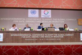 Sobre el primer pacto mundial sobre migración: ¿conciencia común o papel mojado?