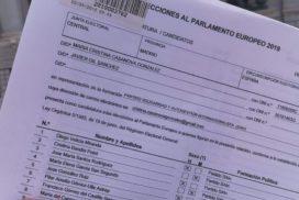 El SAIn, presente en las Europeas y Municipales de mayo