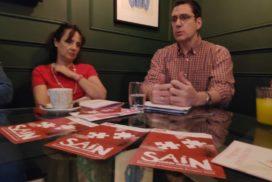Diego Velicia, cabeza de lista del SAIn a las Elecciones Europeas, propone que los países de la UE reconozcan el Derecho a la Alimentación