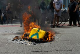 """La muerte del trabajador de Glovo destapa un mercado negro de riders: """"Es una práctica habitual"""""""