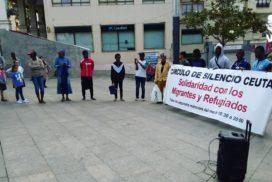 """Manifiesto del Círculo de Silencio de Dos Orillas: salvar vidas no es un delito. """"Salvemos la solidaridad y la hospitalidad"""""""