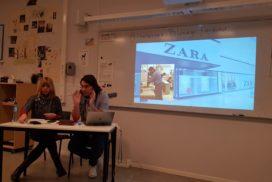 Goteborg: Seminario internacional